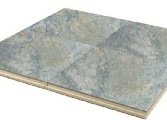 Terrastegels Op Beton.Keramischet Tegels 4cm Op Beton Van Den Broek Bestratingen